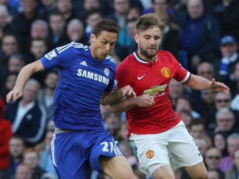 Luke Shaw positive about the future after Manchester United transfer