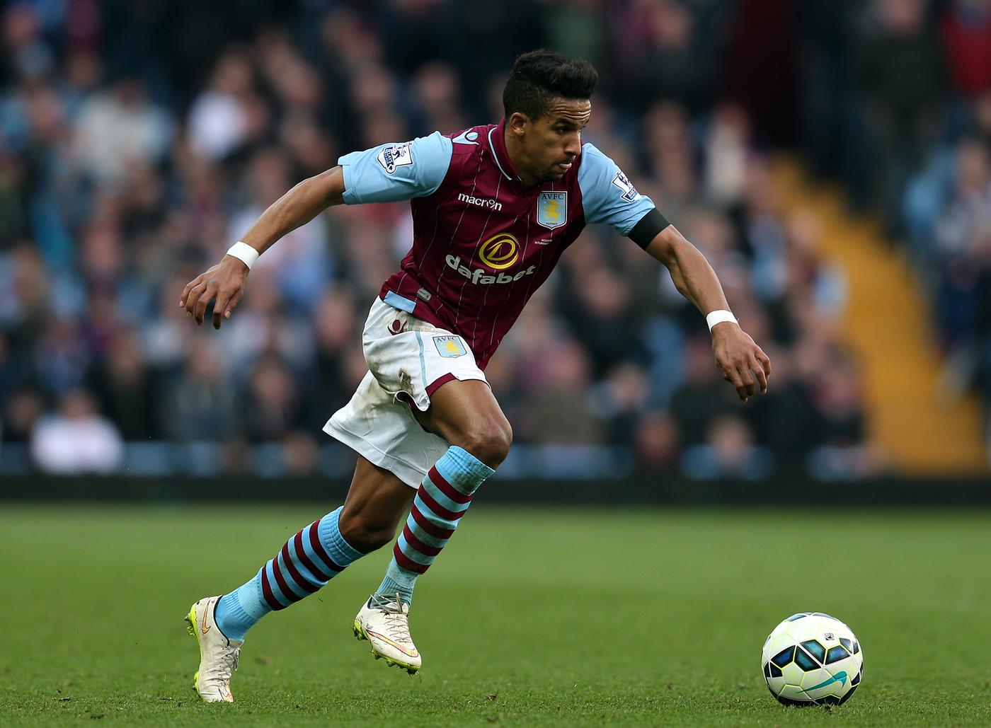 Manchester City's Scott Sinclair keen to make Aston Villa switch permanent despite West Ham and QPR interest