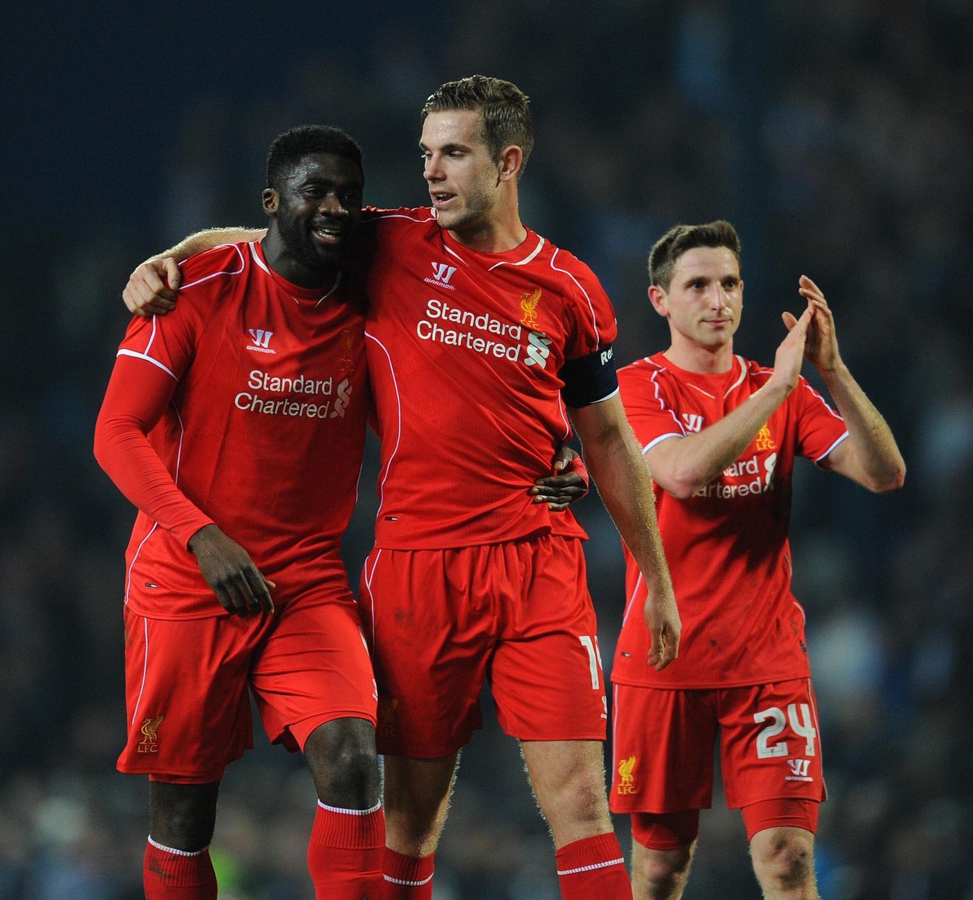 Glen Johnson, Dejan Lovren and Kolo Toure deserve credit for helping Liverpool beat Blackburn