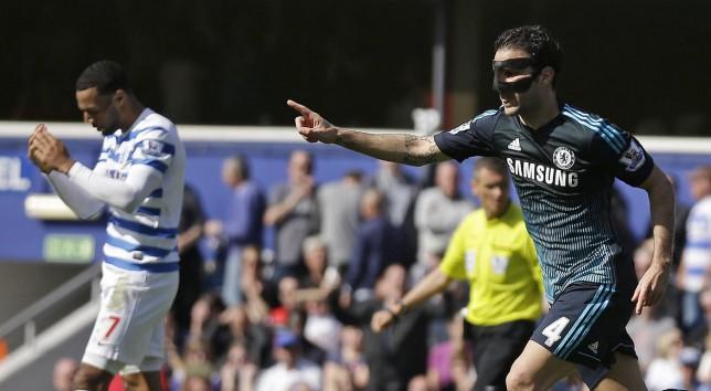 Cesc Fabregas and Thibaut Courtois move 'dreadful' Chelsea step close to Premier League title