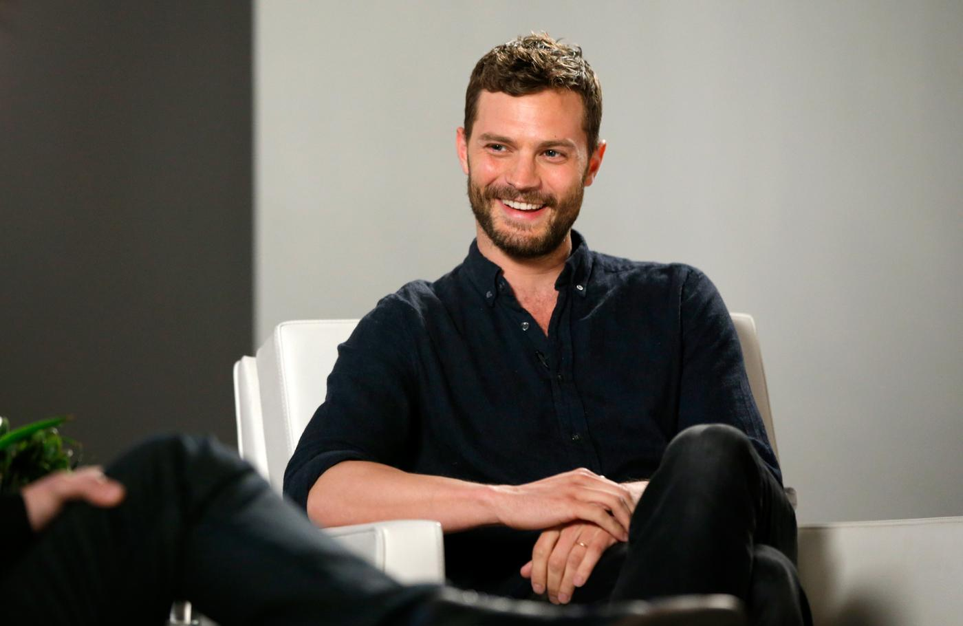 50 Shades Of Grey star Jamie Dornan once STALKED a woman