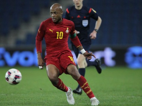 Swansea 'make £54,000-a-week contract offer to sign Tottenham transfer target Andre Ayew'