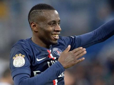 Manchester United 'line up transfer for Paris Saint-Germain midfielder Blaise Matuidi'