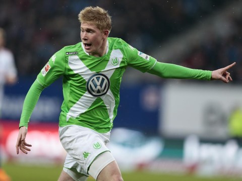 Kevin De Bruyne 'could leave Wolfsburg this summer' says agent – 'putting Manchester United on transfer alert'