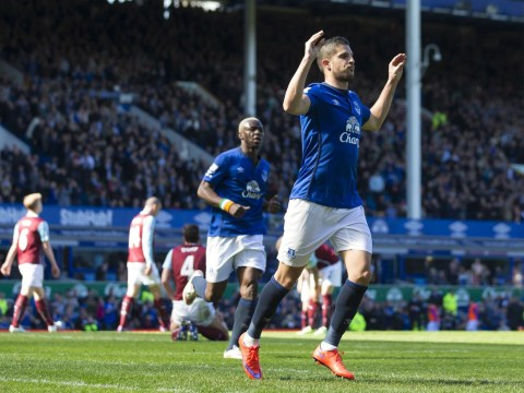 Everton must convince Kevin Mirallas to stay if they are to progress next season