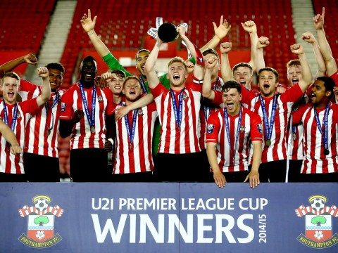 Who are the next stars to emerge from the famous Southampton Academy?