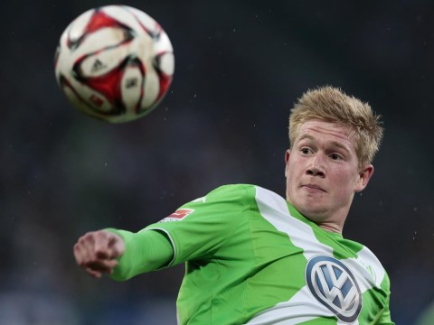 Manchester City HAVE made transfer enquiries about Wolfsburg midfielder Kevin De Bruyne, confirms agent