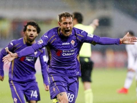 Aston Villa 'line up SHOCK transfer of Fiorentina star Alessandro Diamanti'