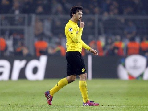 Mats Hummels tired of being asked about proposed Borussia Dortmund transfer to Manchester United