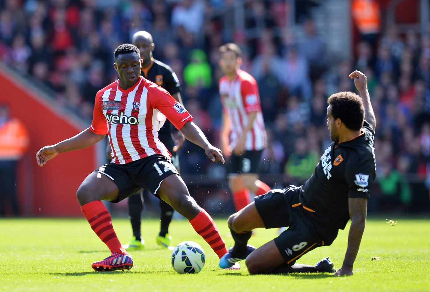 Southampton's Victor Wanyama denies suggesting Arsenal want to sign him in summer transfer window