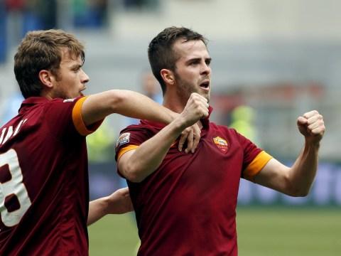 Manchester United 'register interest in Liverpool transfer target Miralem Pjanic of Roma'