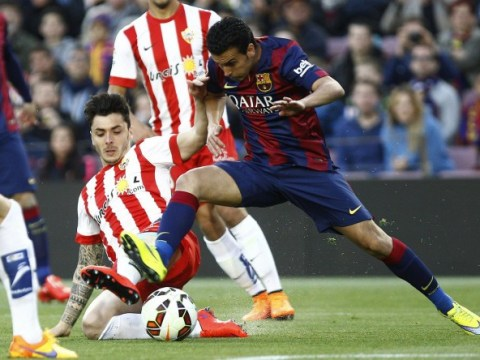Arsenal and Liverpool transfer interest has left Barcelona star Pedro in a 'difficult situation'