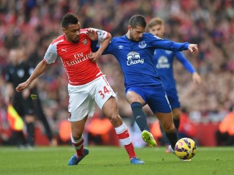 Everton boss Roberto Martinez dents Tottenham's Kevin Mirallas transfer hopes