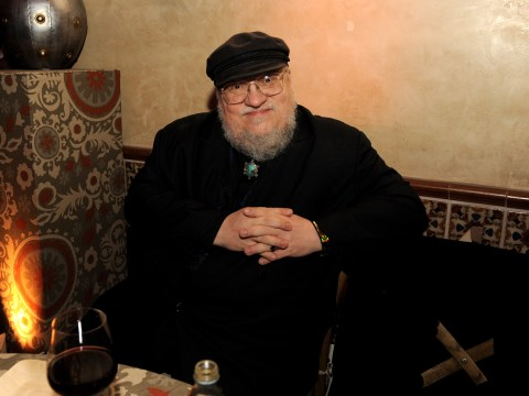 George RR Martin still hoping Game Of Thrones won't overtake A Song Of Ice And Fire