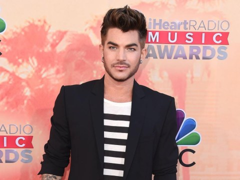 Adam Lambert: 'I've had sex with Hollywood stars who are in the closet'