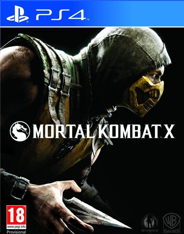 Mortal Kombat X fights its way to UK number one – Games charts 18