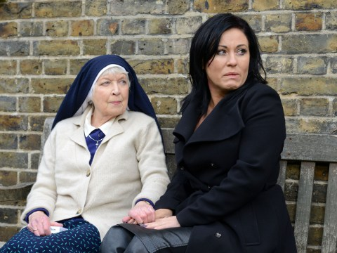 EastEnders spoilers: June Whitfield is making a return – to change Kat Moon's life