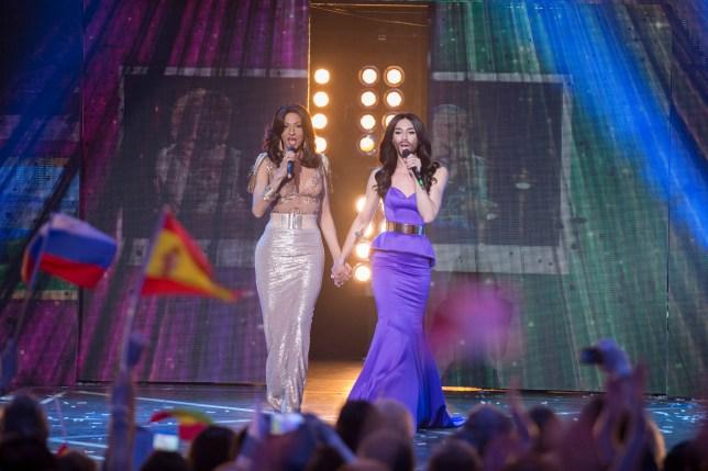 Eurovision concert