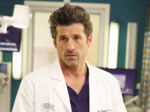 Grey's Anatomy star Patrick Dempsey denies reports he was sacked after 'fling with intern'