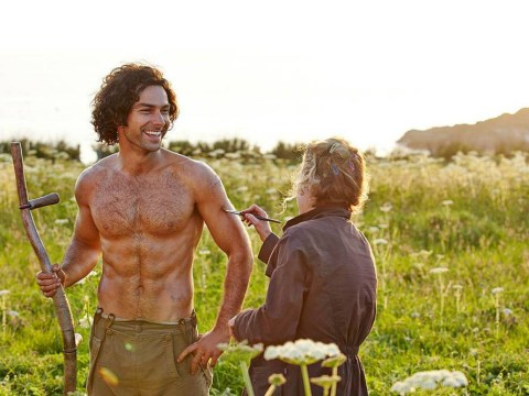 Poldark's naked chest is going to be back for 'FIVE more series in £50m BBC deal'