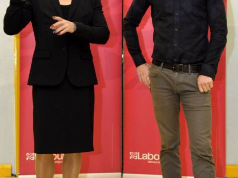 Eddie Izzard joins Labour campaign trail; wears better outfits than you