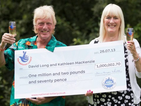 Couple win lottery… for the SECOND time