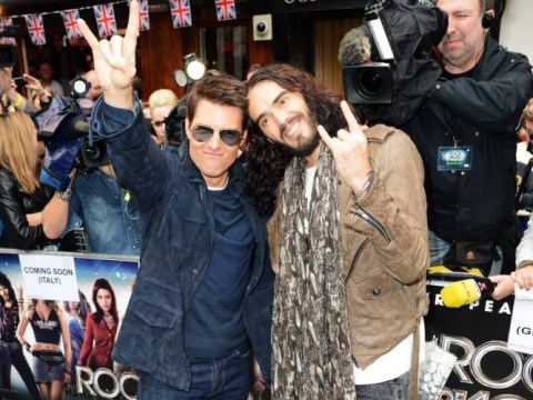 Russell Brand: Tom Cruise thought I was too wacky for Scientology