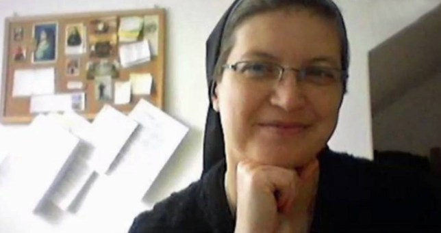 "Picture shows : Sister Ludovita,30, the nun  A nun who stabbed a schoolboy in the hand with a needle to show him how Jesus suffered is under investigation. Sister Ludovita, 30, had been giving RE classes at a school in the town of Kysucke Nove Mesto in north Slovakia when she told pupil Adam Celko, 7, to come to the front of the class. She then took a needle out of her handbag and rammed it into the boyís hand in front of the horrified class, telling him that this was how Jesus suffered and he would too if he behaved badly. The boyís outraged mum Helena, 30, said: ""When Adam got home he had a wound on the back of his hand and when I asked him what had happened he told me the nun had done it. ""I was completely shocked. ""I mean, what on earth was she thinking? ""And with Easter coming I began to worry about what she would do next. ""Crucify one of the students or hammer a nail into their hands?"" A spokesman for the school said: ""I strongly disapprove of this sort of teaching method. ""When I contacted the Sister she told me that the class had been learning about Jesus Christ and personal sin. ""She added that the children had been invited to voluntarily experience mild pain so they could empathise with the theme. ""She said she had invited the pupils to prick themselves if they wanted to but were not forced to. ""She denies stabbing the boy and says he did it himself. ""Either way, this is inappropriate behaviour and will not be tolerated in this school."" Local priest Peter Holbicka said: ""The Sister in question has been removed from the school and I shall be taking the matter up with her personally."""