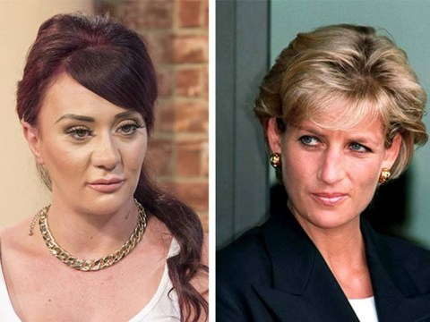 Josie Cunningham compares herself to 'people's princess' Diana – and this is not a joke