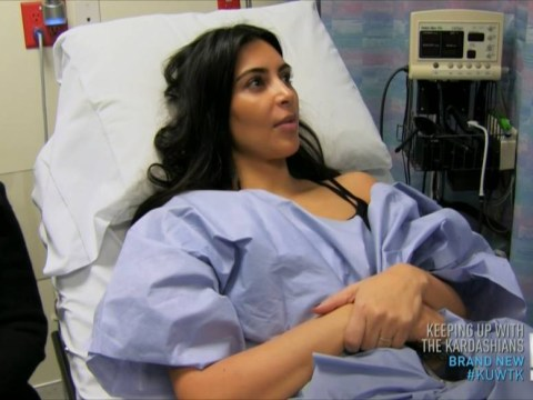 Kim Kardashian 'may need to use surrogate after having emergency surgery'