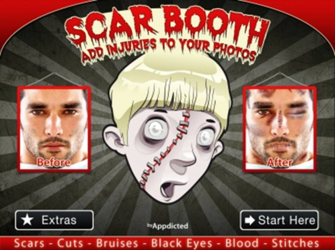 Scar Booth App Which Allows You To Add Injuries To Your Face Under Fire From Anti Violence Charities Metro News