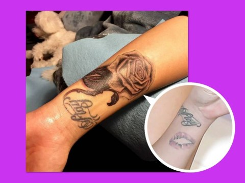 Demi Lovato gets rid of 'vagina tattoo', turns it into beautiful rose