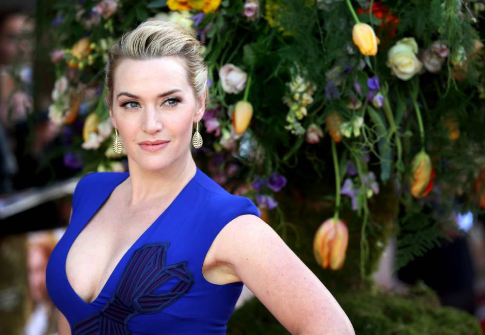 EXCLUSIVE – Kate Winslet says she 'can't imagine' ever giving up acting