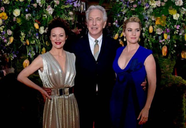 Kate Winslet had to overcome irrational fear of Alan Rickman