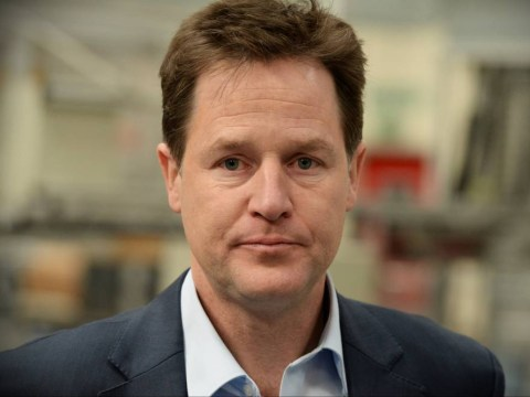 Nick Clegg is writing a book about surviving in politics because he is clearly very good at it