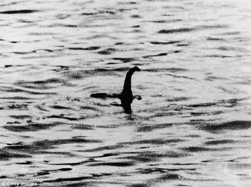 Loch Ness monster really does exists, Natural History Museum scientist said