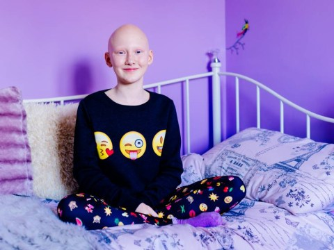 11-year-old alopecia sufferer wears popstar wigs to inspire others with the condition