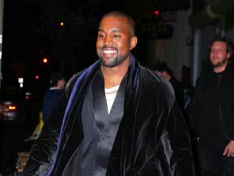 Kanye West discovered the meaning of life getting high in the dentist's chair