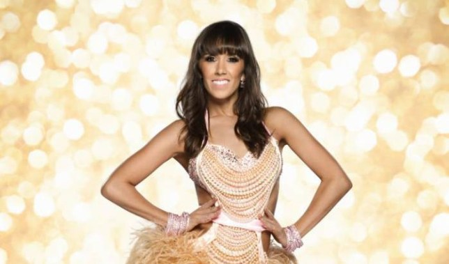 Programme Name: Strictly Come Dancing 2015 - TX: n/a - Episode: n/a (No. n/a) - Picture Shows: Janette Manrara - (C) BBC - Photographer: Ray Burmiston