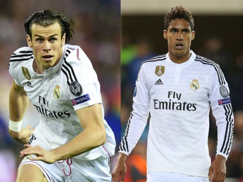 Chelsea's '£100m transfer bid for Gareth Bale and Raphael Varane rejected by Real Madrid'