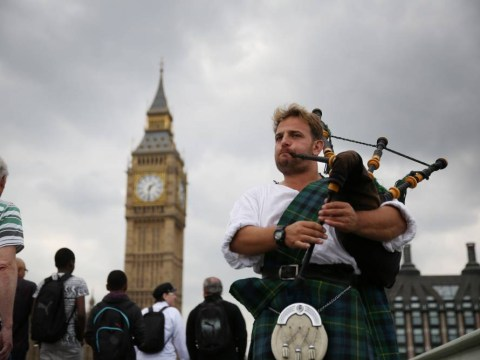 Colin Murray: Rugby World Cup 2015 ban on bagpies is not fair on Scottish fans
