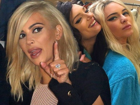 Who wore it best? Kendall Jenner goes blonde!