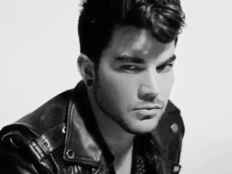 Adam Lambert finally puts fans out of their misery by unveiling new single Ghost Town in full