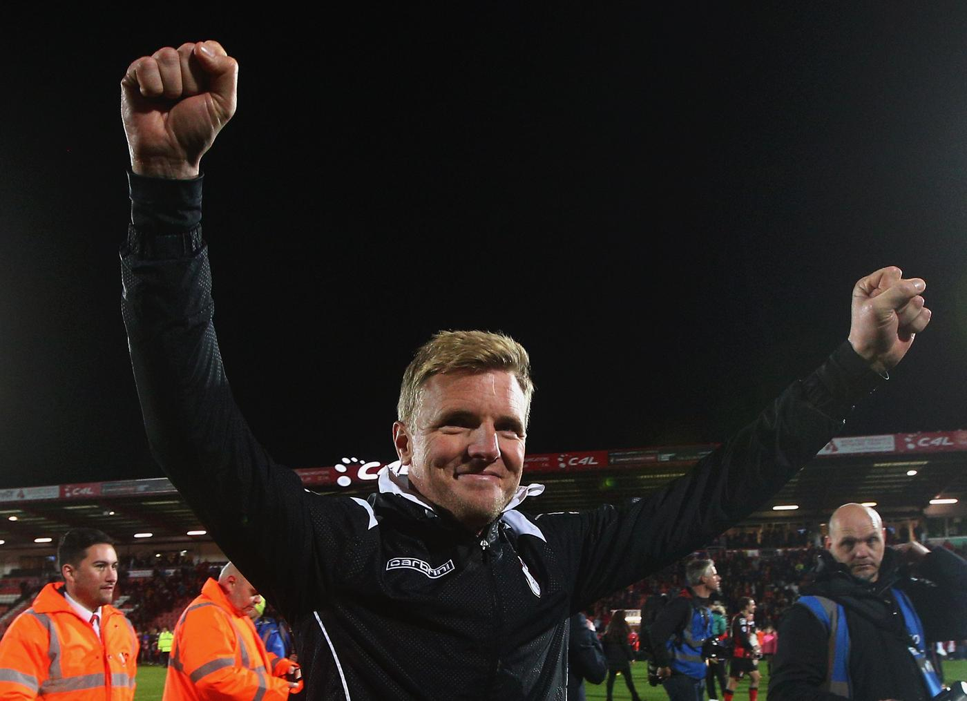 Arsenal must turn to Bournemouth hero Eddie Howe as they prepare for life after Arsene Wenger