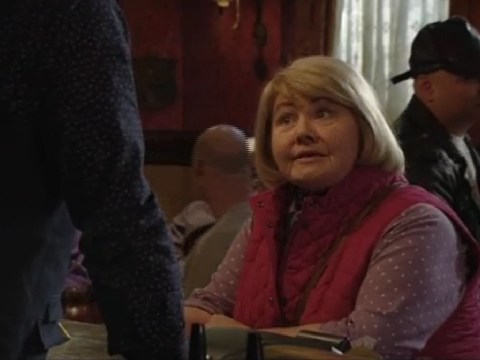 EastEnders: What's 'creepy' Aunt Babe up to?