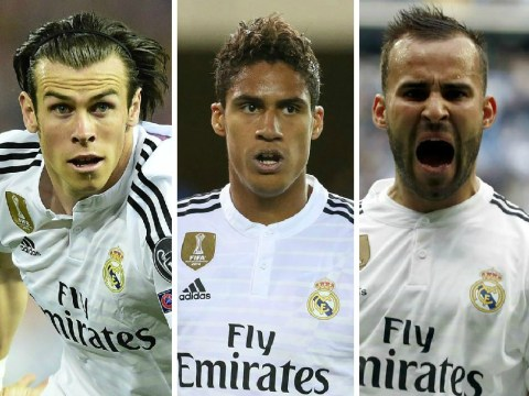 Chelsea 'eyeing sensational £130million triple transfer raid on Real Madrid to sign Gareth Bale, Raphael Varane and Jese Rodriguez'