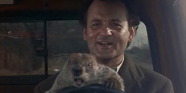 A Groundhog Day musical is on the way – that is all