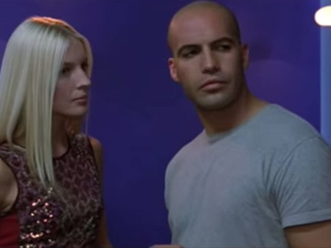 Billy Zane will be appearing as himself in Zoolander 2 – and it was revealed in the best possible way