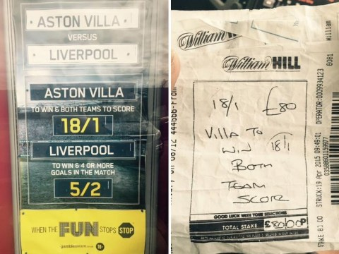 Bookies backtrack on football fan's four-figure winnings because of 'error'