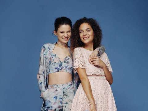 ASOS has launched a spring collection especially for bridesmaids and it's dreamy